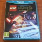 Nintendo  WII U LEGO STAR WARS neuf BLISTER - jeu StarWars