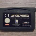 Jeu Nintendo GameboyAdvance : STAR WARS - pas cher StarWars