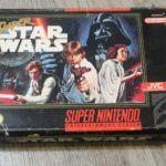 SUPER STAR WARS SUPER NINTENDO SUPER NES SNES - jeu StarWars