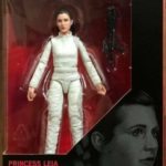 "Figurine StarWars : Hasbro Star Wars The Black Series 6"" inch Princess Leia (Bespin Escape) in stock"