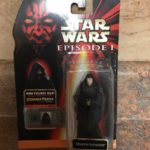 Figurine StarWars : STAR WARS EPISODE 1 DARTH SIDIOUS ACTION-FIGURE COLLECTIBLE FIGURINE