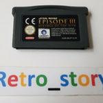 Nintendo Game Boy Advance GBA - Star Wars - pas cher StarWars