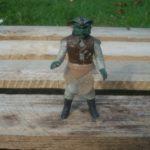StarWars collection : Klatuu / Star Wars vintage Kenner ROTJ loose Action Figure figurine 83*