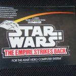 VINTAGE CATALOGUE 1982 ATARI 2600 STAR WARS - jeu StarWars