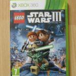 Lego Star Wars 3 The Clone Wars Xbox - pas cher StarWars