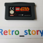 Nintendo Game Boy Advance GBA - LEGO Star - pas cher StarWars
