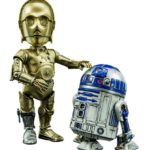StarWars figurine : Star Wars R2-D2 & C-3PO Hybride Métal de Collection Figurines