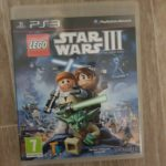 LEGO Star Wars III The Clone Wars - PS3 - - jeu StarWars