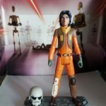 Figurine StarWars : STAR WARS FIGURINE EZRA BRIDGER SÉRIE STAR WARS REBELS EN LOOSE NEUF