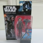 StarWars collection : 🍓 Figurine Star Wars Rogue One Jyn Erso Jedha Disney Hasbro Neuf Sous Blister