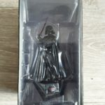 Figurine StarWars : figurine plomb peint a la main star wars dark vador en boite année 2010 neuf