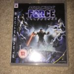 Playstation 3 PS3 STAR WARS THE FORCE - Occasion StarWars