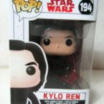 Figurine StarWars : Figurine FUNKO POP Disney Star Wars #194 Kylo Ren