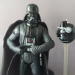 "StarWars collection : Star Wars 30TH Ann. Darth Vader avec Interrogateur Droid 3.75 "" Figurine"