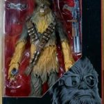 "StarWars figurine : Hasbro Star Wars The Black Series 6"" inch Chewbacca Action Figure in stock"
