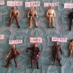 Figurine StarWars : figurines star wars  kenner hasbro à l'unité