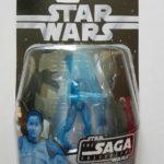StarWars figurine : STAR WARS FIGURINE HOLOGRAPHIC CLONE COMMANDER CODY SÉRIE SAGA COLLECTION NEUF