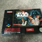 Super Star Wars Super Nintendo (SNES) PAL - jeu StarWars
