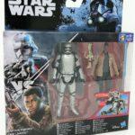 "StarWars collection : Star Wars Rogue One Captain Phasma et Finn 3.75 "" Figurine Action Pack Jouet"