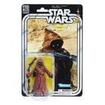 StarWars figurine : Star Wars Noir Série 40 Anniversaire Figure, Hasbro Kenner Jawa