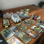 Figurine StarWars : Large Lot of Mini Rubber Star Wars Figurines Figures & Pods Fighter & Galactic
