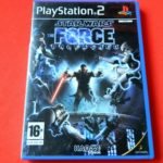 Star Wars The Force Unleashed PS2 Game PAL - Occasion StarWars