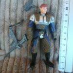 Figurine StarWars : figurine STAR WARS 118 : DASH RENDAR - 1996
