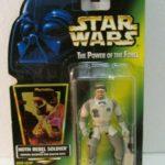 StarWars figurine : Star Wars Tpotf Freeze Cadre Hoth Rebel Soldat Action Figurine Hasbro Neuf t440