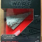 StarWars collection : Hasbro Star Wars The Black Series Titanium Series Star Destroyer #24