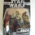 StarWars figurine : STAR WARS FIGURINE BARADA N°004 SERIE THE SAGA COLLECTION SOUS BLISTER NEUF