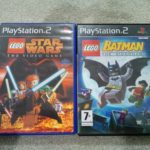 Ps2 Lego Star Wars & Batman Games Bundle - Occasion StarWars