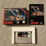 Super Star Wars Return of the Jedi SNES Super - Avis StarWars