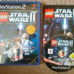 Sony PS2 PlayStation 2 Game *Lego Star Wars - jeu StarWars