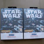 DEC SEGA MASTER SYSTEM SMS - COMBINE/OFFERS - - jeu StarWars