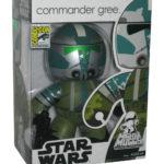 StarWars figurine : Star Wars Mighty Tasses Hasbro Commandant Gree Figurine en Vinyle - ( Comic Con