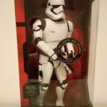 StarWars figurine : FIGURINE FIRST ORDER STORMTROOPER PARLANT - 36 CM - STAR WARS - Neuve