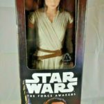StarWars collection : New Hasbro Star Wars Movie The Force Awakens Rey (Jakku) Action Figurine Doll