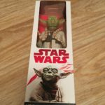 StarWars collection : MAÎTRE YODA FIGURINE STAR-WARS HASBRO 30 cm NEUVE SOUS  BLISTER JEDI