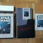 STAR WARS PAL ESPAÑA NINTENDO NES COMPLETO - jeu StarWars