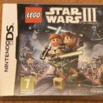 LEGO STAR WARS III - DS - VERY GOOD CONDITION - jeu StarWars