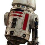 StarWars collection : Sideshow Droid de Star Wars R5-d4 Sixième Echelle Figurine Plastic Hobby F. / S