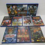 Sony Playstation 2 PS2 Games Bundle Lego Star - jeu StarWars