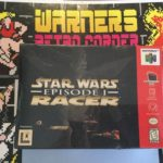 Nintendo N64 64 Star Wars Episode 1 Racer  - pas cher StarWars