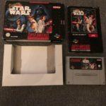 Super Star Wars Snes Game Super Nintendo - Occasion StarWars