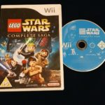 Lego Star Wars The Complete Saga Wii Game - jeu StarWars