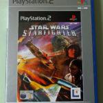 "PLAYSTATION 2 PS2 GAME ""STAR WARS STARFIGHTER - Avis StarWars"