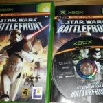 STAR WARS BATTLEFRONT - ORIGINAL XBOX GAME - Occasion StarWars