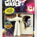 StarWars figurine : Star Wars (Bend-Ems) - Figurine Flexible JusToys (1993) - Princess Leia