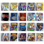 Die besten Nintendo GameBoy Color Spiele - - Occasion StarWars
