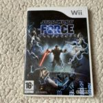 STAR WARS THE FORCE UNLEASHED - NINTENDO WII  - pas cher StarWars